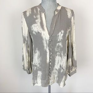 Parker Silk Blouse